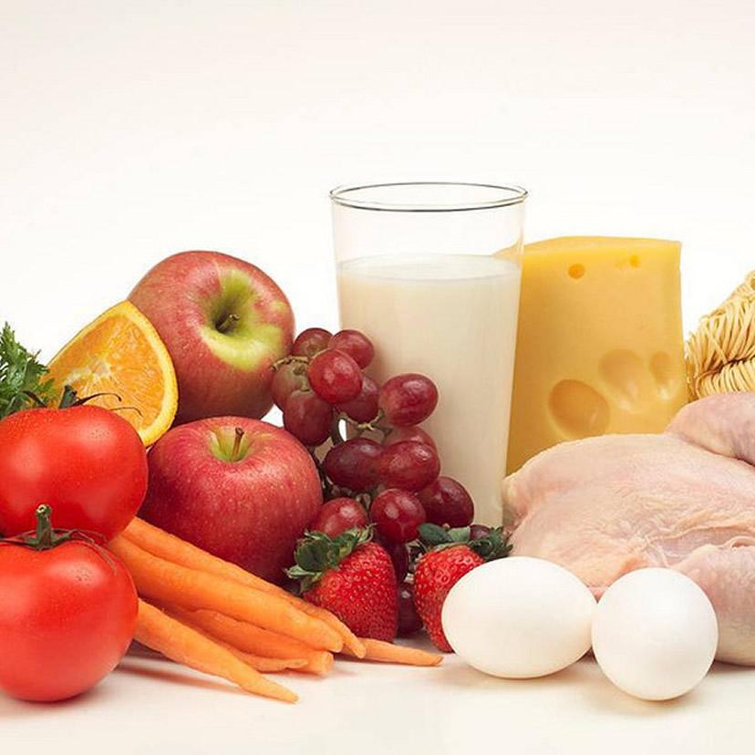 合併症予防にも!食事には良質なたんぱく質を!