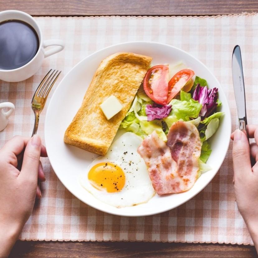 糖質制限は朝食が肝(キモ)!効果を最大化させる方法